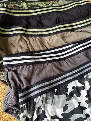 Boys Size 10-12 Air Force Or Army Briefs