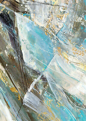 Abstract Canvas Wall Art Landscape Painting Print Chic Home Decor Hanging Poster