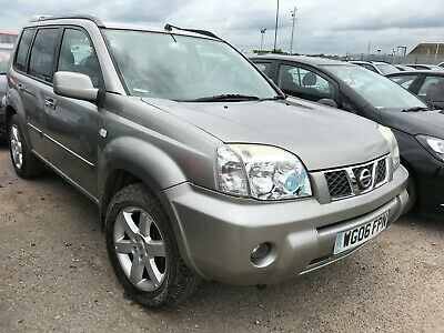06 Nissan X-Trail 2.2 Dci Columbia - Satnav, Panoroof, Alloys, 12Stamps, Lovely