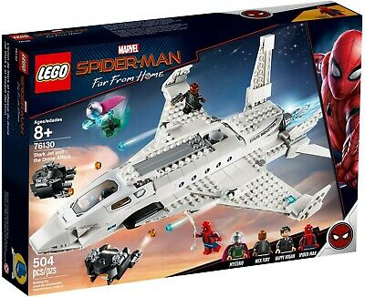 Lego 76130 Super Heroes Stark Jet and the Drone Attack