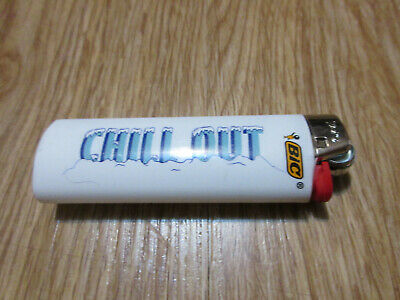 Bic Lighters Special Edition   Chill Out