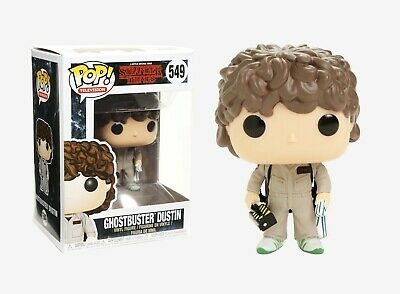 Funko Pop Television: Stranger Things - Ghostbusters Dustin Vinyl Figure #21484