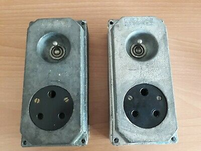 Vintage Wandsworth  Industrial Socket Power Light Switch