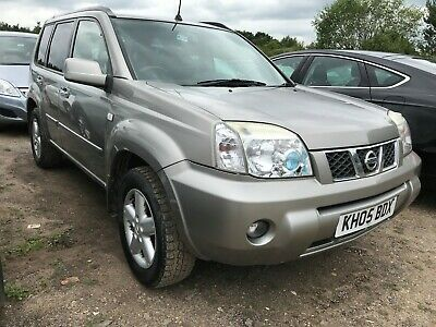 05 Nissan X-Trail 2.2 Dci Sve - Satnav, Leather, Panoroof, Climate, Alloys