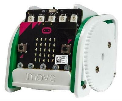 MOVE Mini Buggy Kit for BBC Micro:bit (without Micro:bit)
