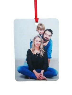 Personalised Car Air Freshener Custom printed