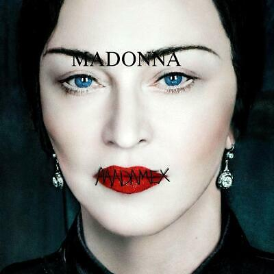 Madonna - Madame X - UK CD album 2019