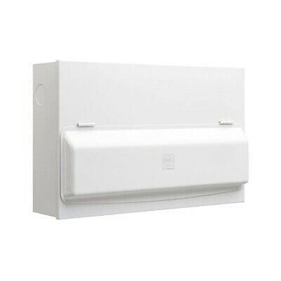 MK Sentry K7678SMET 21 Way Fully Loaded 17Th Amendment All Metal Consumer Unit.