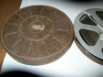 VTG 8mm Home Movie Film Reels Super 8-BANFF LAKE LOUISE & SPORTS REEL + 2 OTHERS