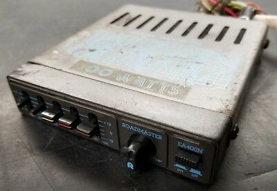 old school roadmaster ea400n equalizer amplifier! vintage graphic eq -  early ver