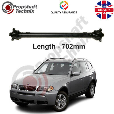 FRONT AUTOMATIC PROPSHAFT FOR BMW X3 2.5i 3.0i 3.5D PROP SHAFT 702mm *BRAND NEW*