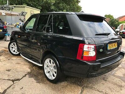 "2007 Land Rover Range Rover Sport 2.7 Tdv6 Hse -  Leather, Satnav, 20""Alloys"