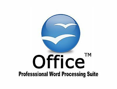 Open Office 2019 Home & Student for Word Excel Microsoft Windows 10, 8, 8.1, 7