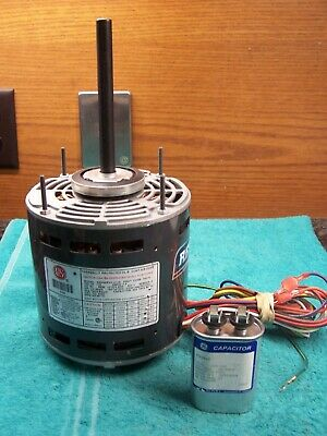 New Carrier US Motors 1/2 HP Blower Motor replaces OEM HC43AE117 5KCP39LGS093S