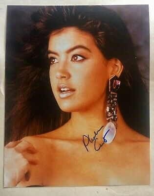 Phoebe Cates Hand Signed Authentic Autographed 8 x 10 Photograph
