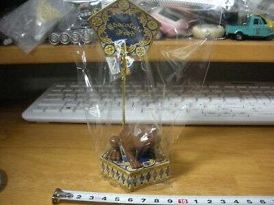 Harry Potter chocolate frog Card Stand Universal Studios Japan USJ used japan