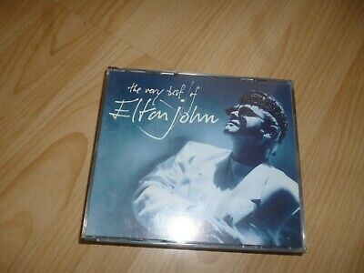 The very best of Elton John.2cd.Will post next working day