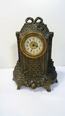 Cartel Clock Pendulum Antique
