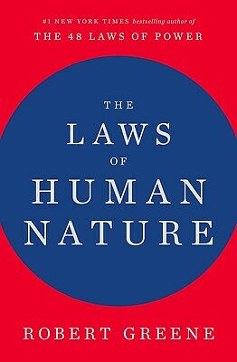 The Laws of Human Nature By Robert Greene (EBOOK) / PDF 😁