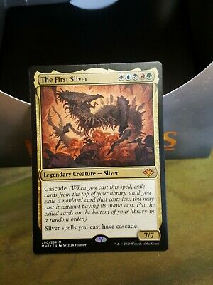 x1 The First Sliver MTG Modern Horizons M M/NM, English