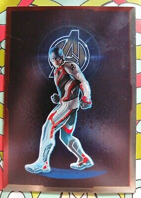 Card Panini Marvel Avengers Road To End Game C22