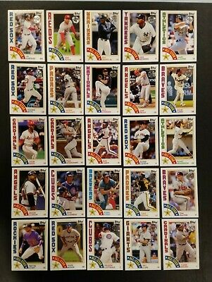 2019 TOPPS SERIES 2 1984 35TH ANNIVERSARY ALL-STARS ROOKIES You Pick $0.99 Ship