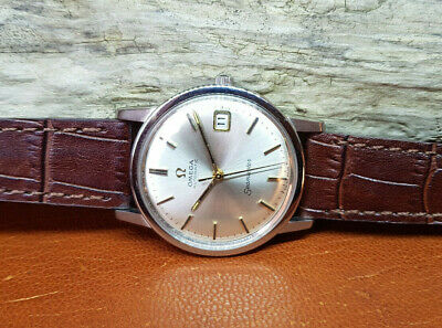 OMEGA SEAMASTER AUTOMATIC date 36mm ref. 166.067 cal. 565