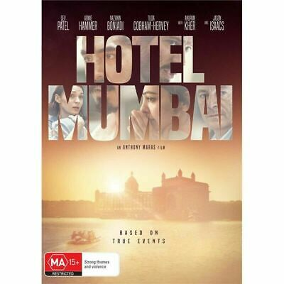 Hotel Mumbai : NEW DVD : Aus Stock : 2019 : * WEDNESDAY 19/6 ONLY SPECIAL *