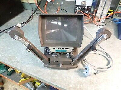 Hanimax E200 Dual Regular/Super8mm Viewer/Editor.All tested/ all works