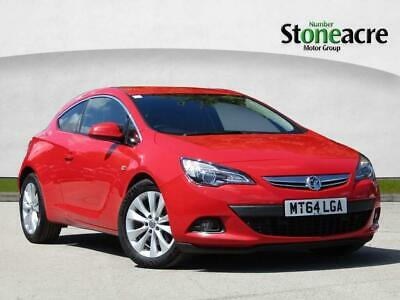 2014 Vauxhall Astra GTC 2.0 CDTi 16v SRi Coupe 3dr Diesel Manual (s/s)