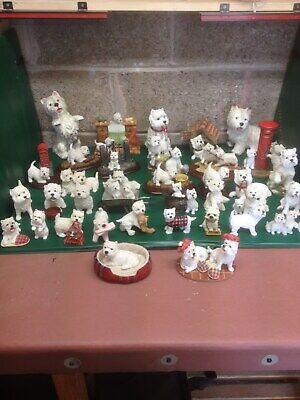 West Highland Ornaments