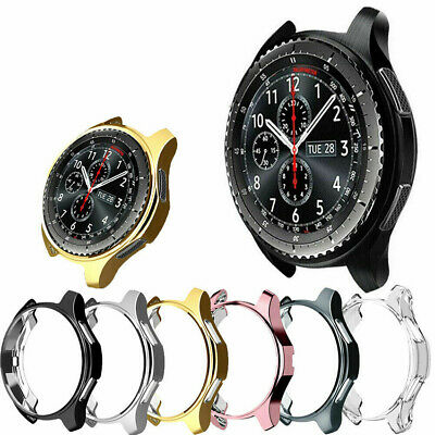 Protective Case For Samsung Galaxy Watch 42mm 46mm Smart Watch Accessories New