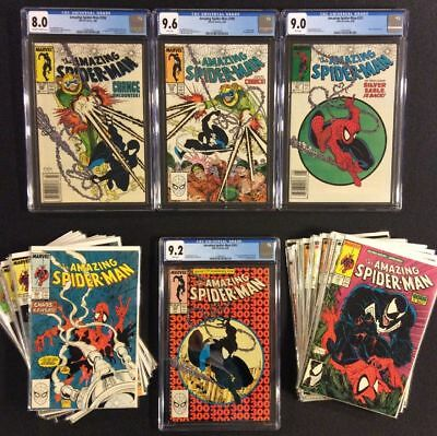 Awesome 1 Cgc Graded Comic + Amazing Lot Of 90 Comics -  Great Deal