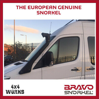 Bravo Snorkel Kit Mercedes-Benz Sprinter W906 & Volkswagen VW Crafter 2006-18