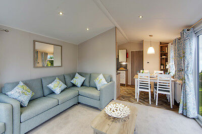 Brand new Willerby Canterbury 2 bedroom Static Caravan for sale in S W Cornwall