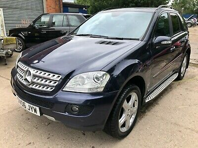 "2006 Mercedes-Benz Ml320 3.0 Cdi Sport - Half/Leather, 19"" Alloys, Climate"