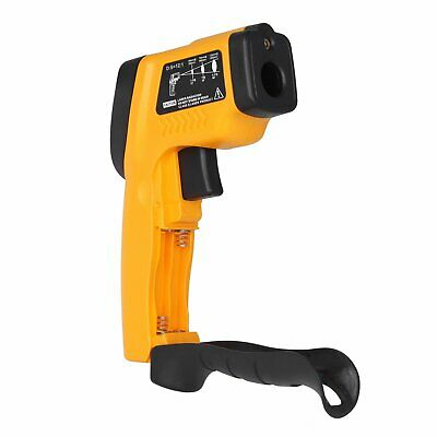 GM320 Non-Contact LCD IR Laser Infrared Digital Temperature Thermometer HOT