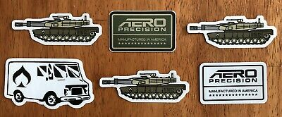 Decals & Stickers Hunting Accessories FN 509 GUN CLOTH CLEANER SCAR DEVGRU SWAT TACTICAL SNIPER PISTOLS RIFLES FNH