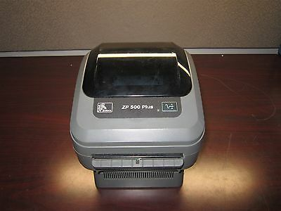 USED ZEBRA GK420D Label Thermal Printer Barcode Shipping