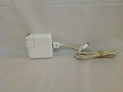 Genuine Apple Firewire Power Adapter / Wall Charger & Cable - 7C