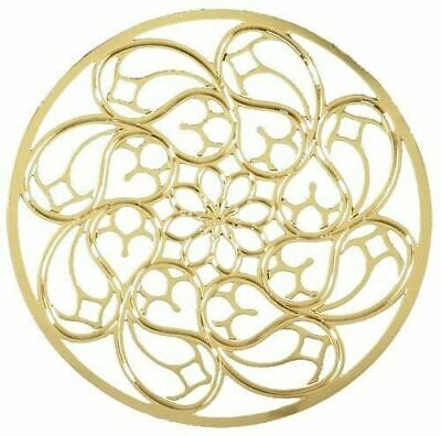 "Ebros Milian Cathedral Rose Window Ornament 2.75""Diameter"
