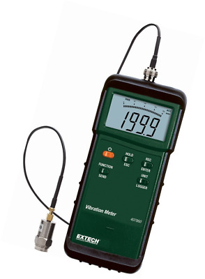 Extech 407860 Heavy Duty Vibration Meter
