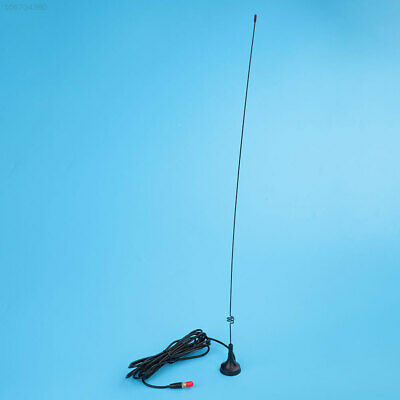 SMA-F Dual Band UHF VHF Magnetic Car Vehicle Antenna For BaoFeng UV5R ICOM/ 482F