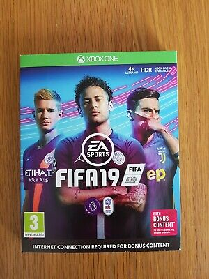 Replacement Slipcover For Fifa 19 Xbox One Game **Card Sleeve Only**