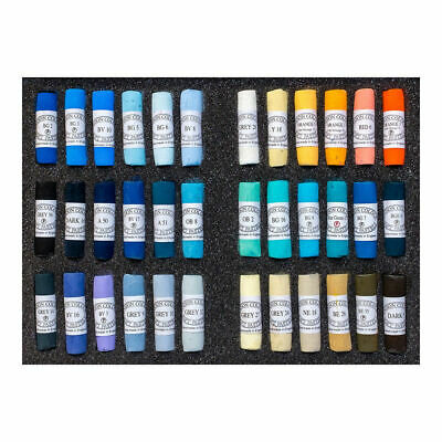 Unison Artists Pastel Box Set - Set of 36 - Michelle Lucking Beach Collection