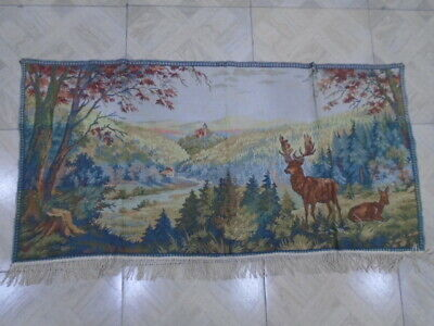 2329 # Amazing Vintage Wall Hanging  Tapestry 124 X 60 CM