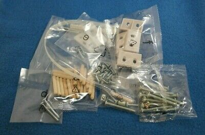 OEM Arcade1up Replacement HARDWARE - COMPLETE SET