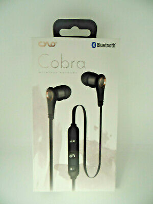 f91763959b0 COBRA CYLO BLUETOOTH Wireless Headphones NEW NIB - $19.77 | PicClick