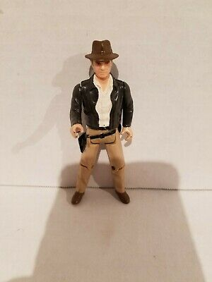 "Vintage 1982 Kenner Indiana Jones Indy Raiders Of The Lost Ark 3.75"" Figure NM"