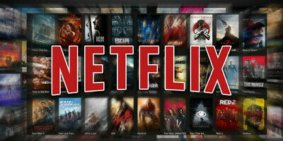 Netflix Ultra HD account with 1 year warranty Work on PCs Smart TVs Set android